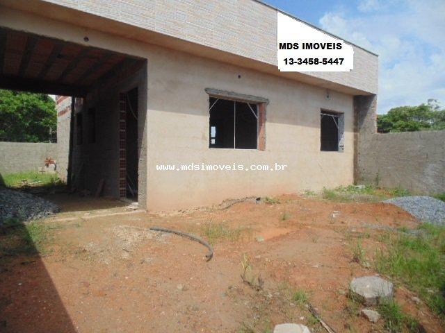 casa para venda no bairro Somar em Peruíbe