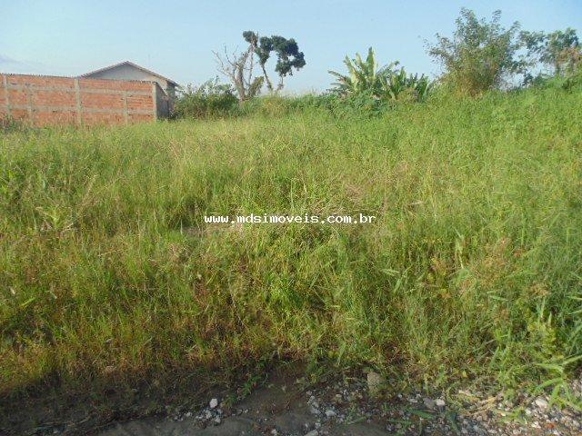 terreno para venda no bairro São João Batista II em Peruíbe